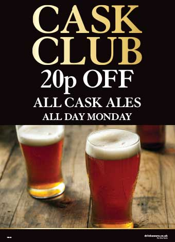 The Three Horseshoes - Cask Club